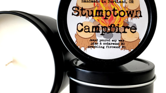Stumptown Campfire Scented Soy Candle