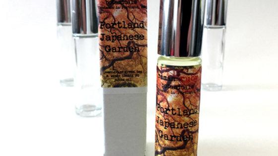 Portland Japanese Garden Perfume Oil