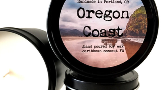 Oregon Coast Scented Soy Candle