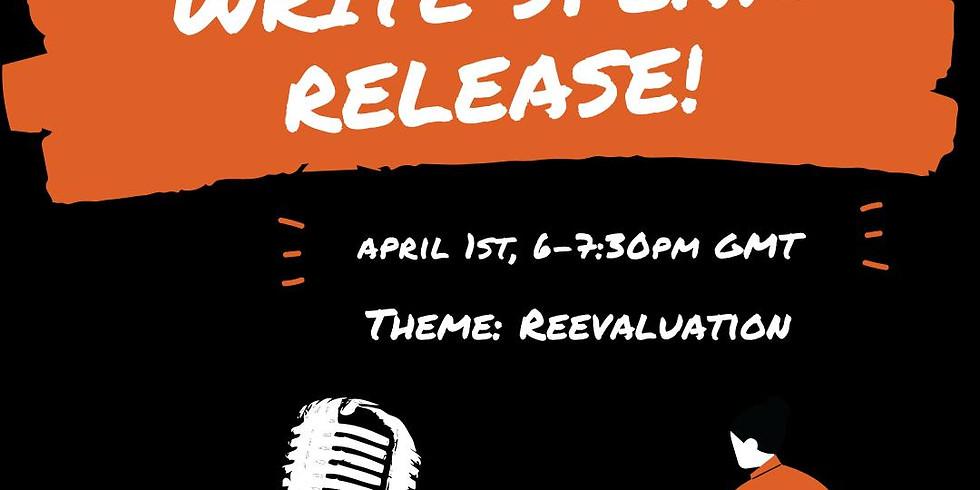 Write, Speak, Release: Re-Evaluation