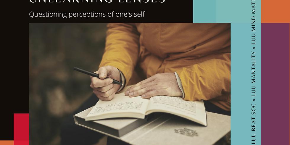 Write, Speak, Release: Unlearning Lenses