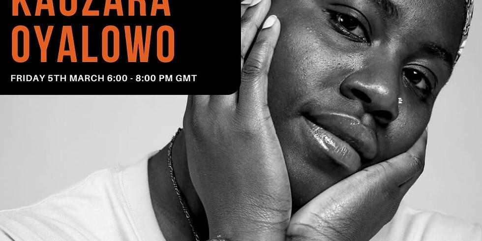 Workshop with Kaozara Oyalowo