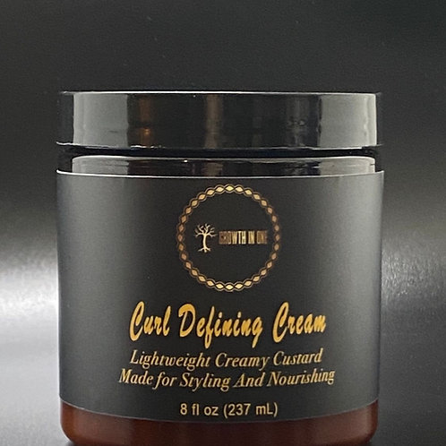 Curl Defining Cream 8 oz