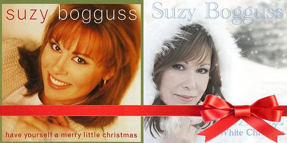 Both Christmas CDs