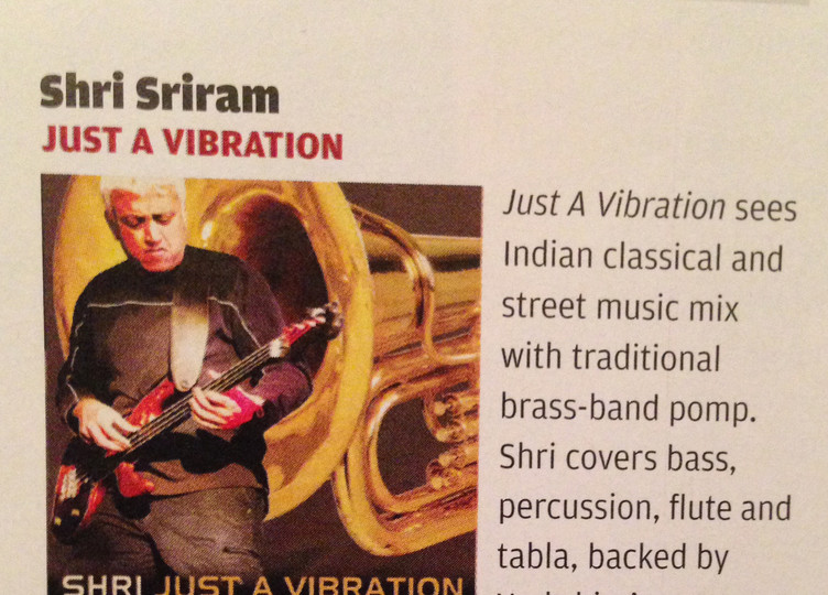 6 Guitar and Bass Magazine Review - Jan