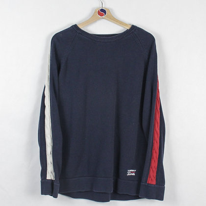 Vintage Tommy Jeans Sweater - L