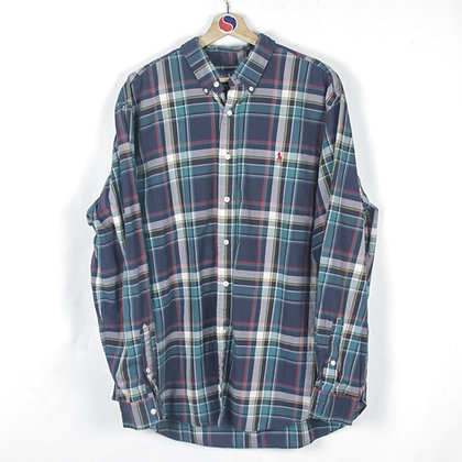 90's Polo Ralph Lauren Button Down - XXL
