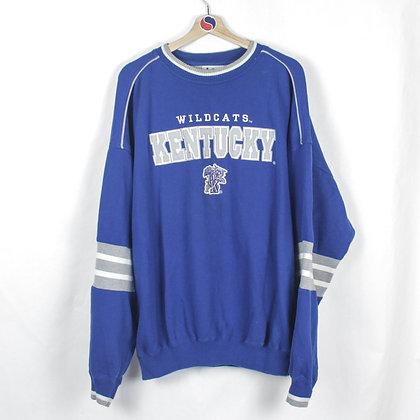 90's Kentucky Wildcats Crewneck - XXL