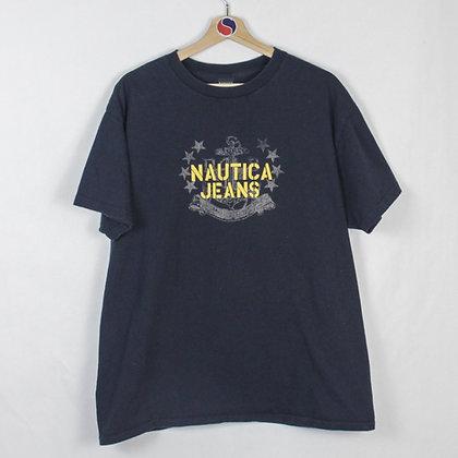 Nautica Jeans Tee - L