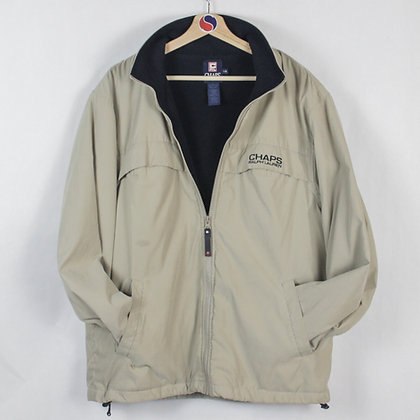 Chaps Ralph Lauren Fleece Lined Jacket - L