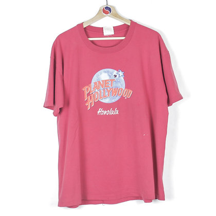 90's Planet Hollywood Honolulu Tee - XL
