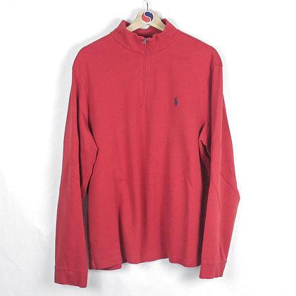 Polo Ralph Lauren Zip Sweatshirt - XL (L)