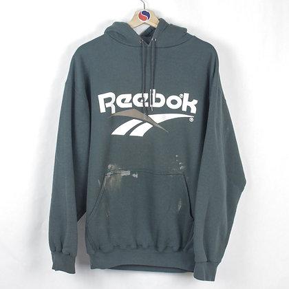 90's Reebok Hoodie - L