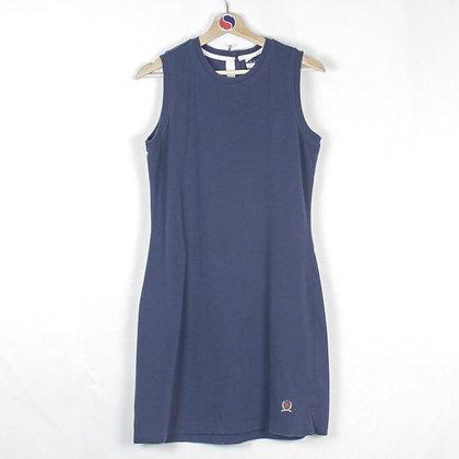90's Women's Tommy Hilfiger Crest Dress - L