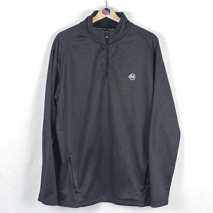 2000's Nautica Competition Zip Sweatshirt - XL