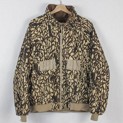 Vintage 1987 Columbia Reversible Jacket - L