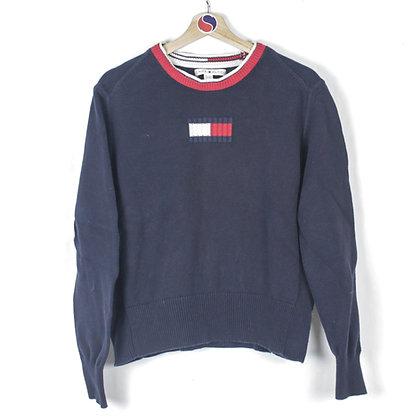 Women's Tommy Hilfiger Flag Sweater - XL (L)