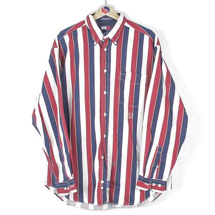 90's Tommy Hilfiger Crest Button Down - L