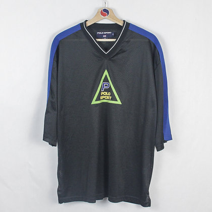 Vintage Polo Sport Jersey Tee - M (L)