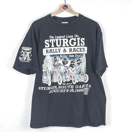 1999 Sturgis Official Rally Tee - XL