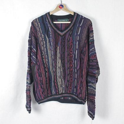 2000's Knit Sweater - XL (L)
