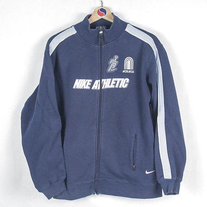 2000's Nike Zip Sweatshirt - XL (S)