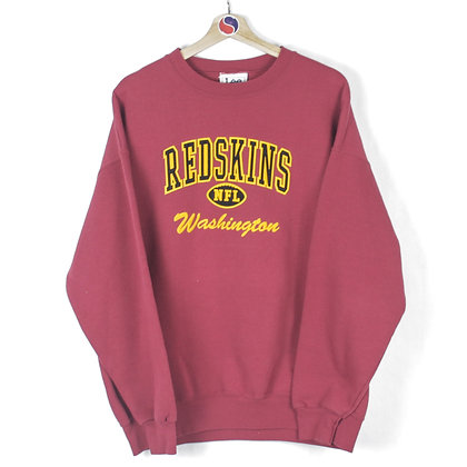 90's Washington Redskins Crewneck - XL