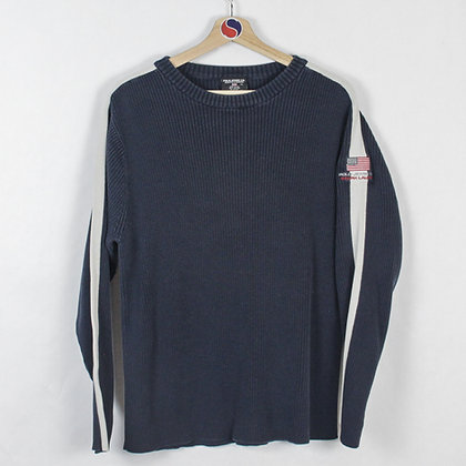 Vintage Polo Jeans Ralph Lauren Sweater - XL (L)