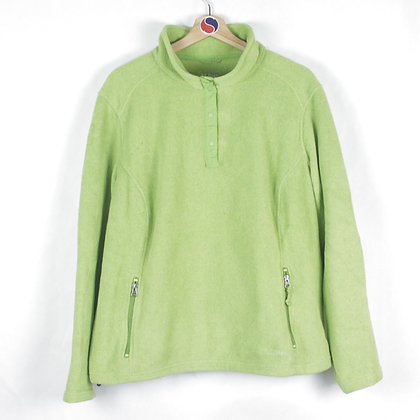 Women's L.L.Bean Zip Fleece - XL