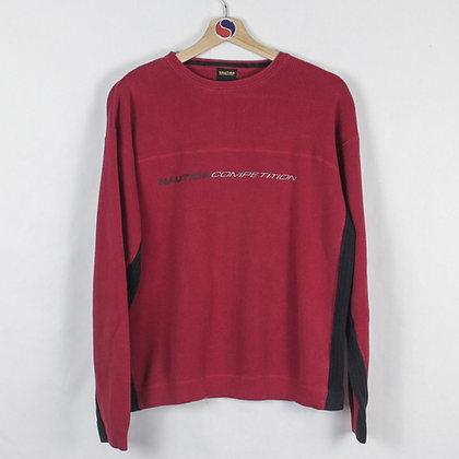 Vintage Women's Nautica Competition Sweater - XL (L)
