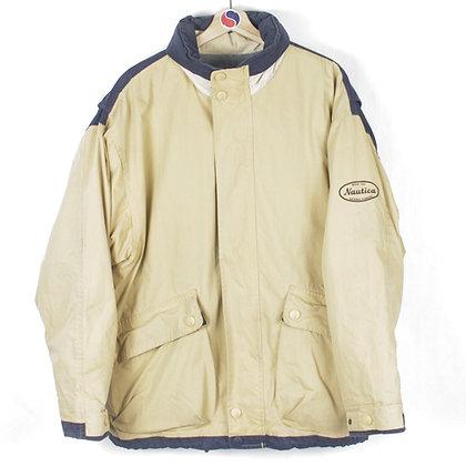 90's Nautica Lined Jacket - L