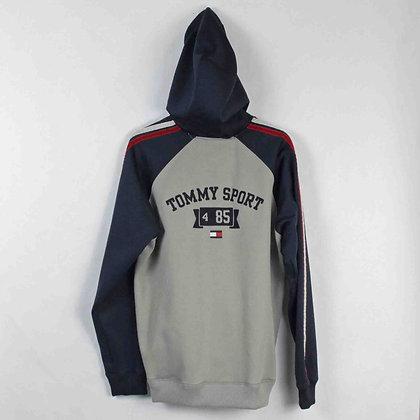 Vintage Tommy Hilfiger Sport Hoodie - L