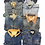 Thumbnail: Lined Unlined 90's 2000's Denim Jackets Wholesale Bundle Lot (Levi's, Wrangler)