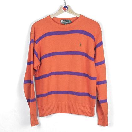 90's Polo Ralph Lauren Knit Sweater - L (S)