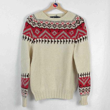 Vintage Ralph Lauren Knit Sweater - S