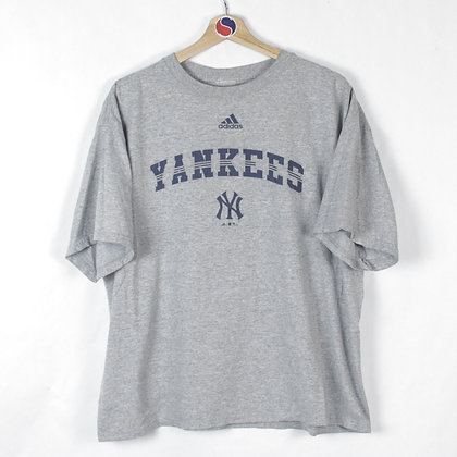 2000 New York Yankees Adidas Tee - XXL