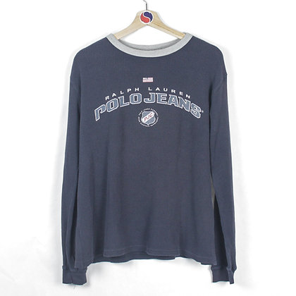 Ralph Lauren Polo Jeans Long Sleeve - L (M)