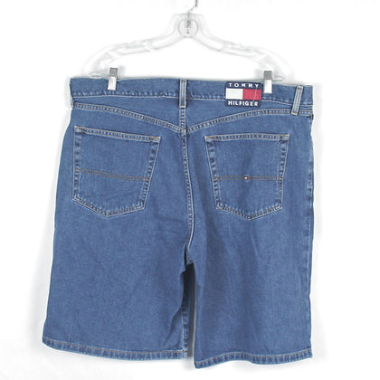 90's Tommy Hilfiger Denim Shorts - 40