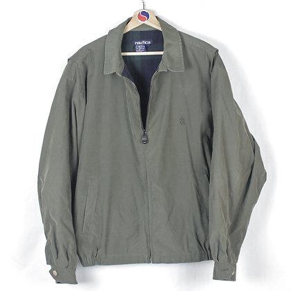 90's Nautica Harrington Jacket - L