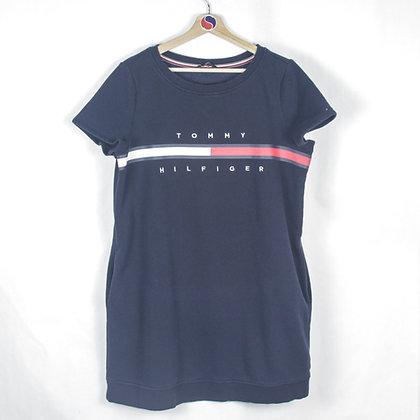Women's Tommy Hilfiger Sweatshirt Dress - XL
