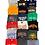 Thumbnail: Varsity College University Sweatshirt 18 Item Wholesale Bundle Lot (Ohio, FSU)