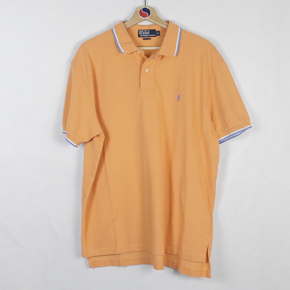 Polo Ralph Lauren Creamsicle Polo - XL
