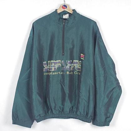 90's Surf Style Windbreaker - L