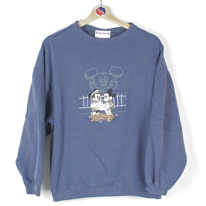 90's Mickey Mouse Crewneck - L (M)