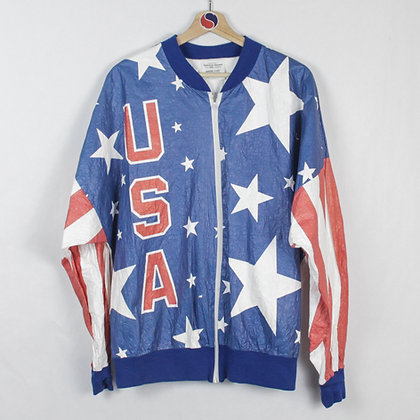 Vintage USA Olympics Windbreaker - XL