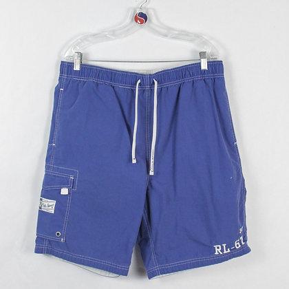Vintage Polo Sport Swim Shorts - L (36-38)