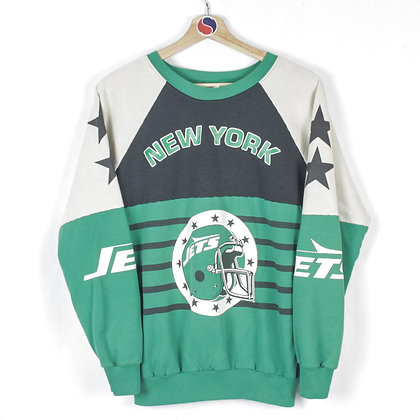 90's New York Jets Crewneck - L (S)