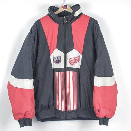 90's Detroit Red Wings Reversible Jacket - XL