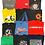 Thumbnail: Skate Snow Surf Tee T-shirt 18 Item Wholesale Bundle Lot (Volcom, Hundreds, Adio