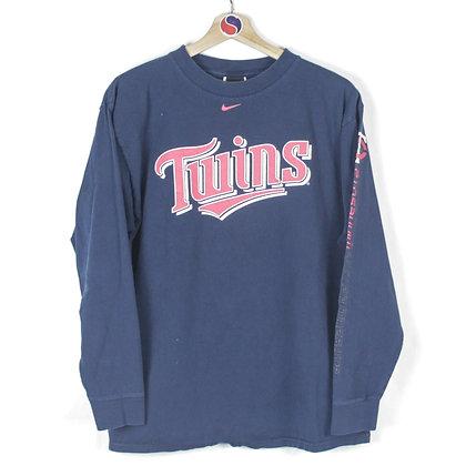 2000's Cincinnati Twins Nike Long Sleeve - M